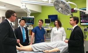 医学模拟教育国外旗舰客户