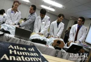 全案医学模拟教育方案提供商