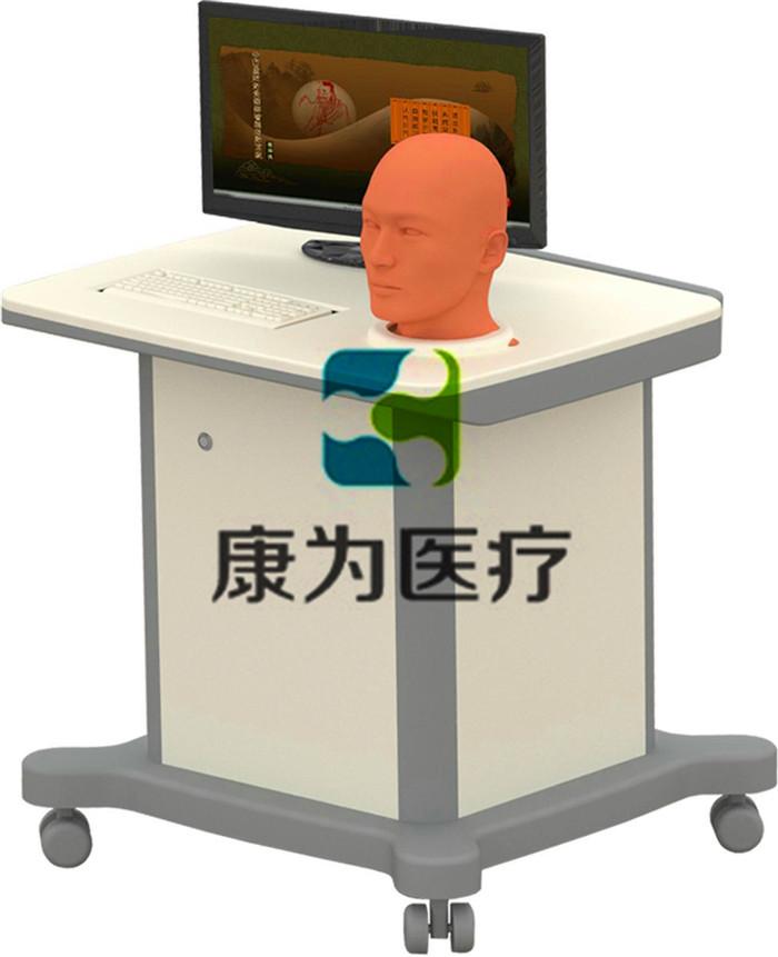 """江苏""""万博手机手机登录app医疗""""中医虚拟头部针灸智能考评系统"""