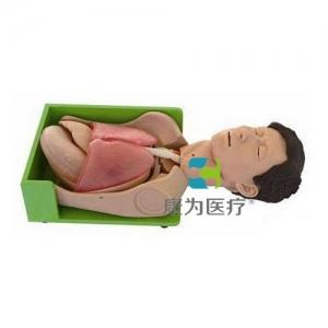 """""""康为医疗""""胃肠减压、吸痰标准化模拟病人"""