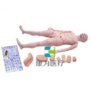 """""""万博手机手机登录app医疗""""吸痰练习护理训练标准化模拟病人"""