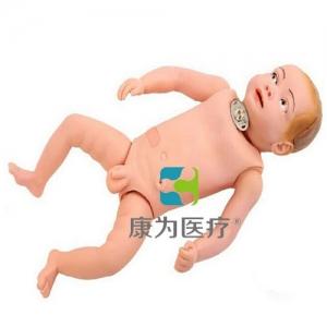 """""""万博手机手机登录app医疗""""高级婴儿气管切开术后护理标准化模拟病人"""