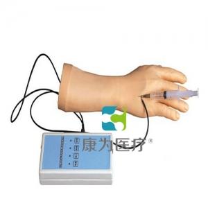 """""""万博手机手机登录app医疗""""高级电子手部静脉穿刺训练模型"""