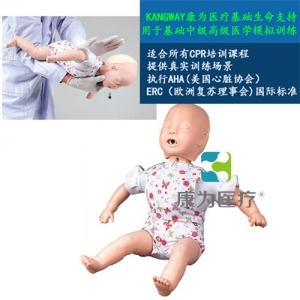 """""""万博手机手机登录app医疗""""高级婴儿气道梗塞及CPR模型"""