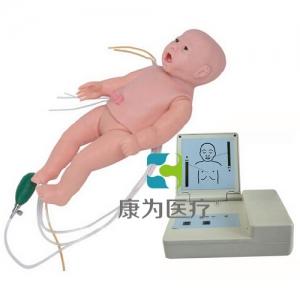 """""""万博手机手机登录app医疗""""全功能新生儿高级标准化模拟病人"""