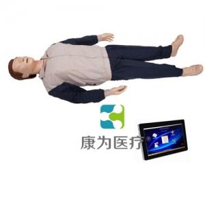 """""""万博手机手机登录app医疗"""" 高级平板电脑心肺复苏模拟人(无线版)"""