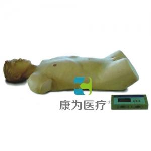 """""""万博手机手机登录app医疗""""腹部触诊仿真电子标准化病人"""
