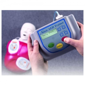 德国3B Scientific®AED训练装置,带有基本Buddy™ 心肺复苏(CPR)人体模型