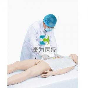 高级心包穿刺与心内注射仿生标准化病人(全身骨骼)