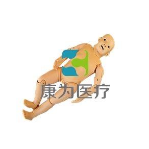 幼儿胸穿模型,小儿胸腔穿刺模型