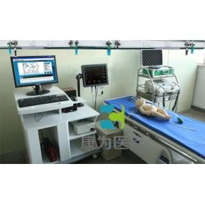 高智能数字化新生儿综合急救技能训练系统(ACLS高级生命支持、计算机控制)(学生机)