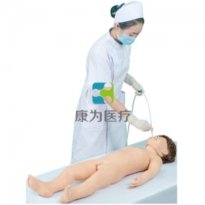 儿童吸痰训练模型