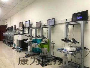群体化腹腔镜虚拟训练系统(学生机)