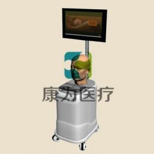 """""""万博手机手机登录app医疗""""TCM3385中医头部针灸、按摩考评系统"""